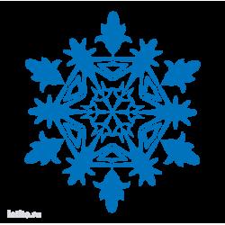 0703. Снежинка