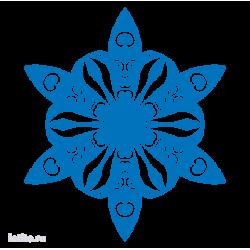 0706. Снежинка