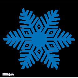 0719. Снежинка