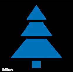 0727. Новогоднее дерево