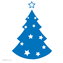 0728. Новогоднее дерево