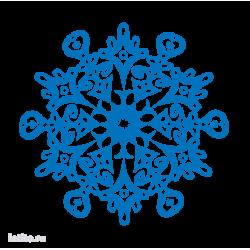 0749. Снежинка