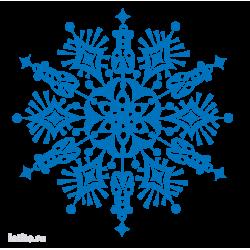 0755. Снежинка