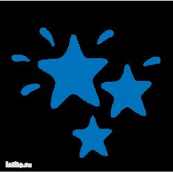 0768. Три звезды