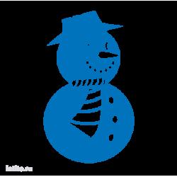 0776. Снеговик