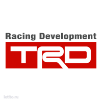 0819. TRD. Racing Development
