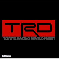 0869. TRD. Toyota Racing Development