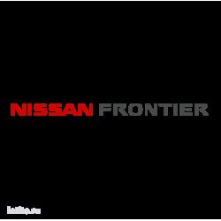 0993. Nissan Frontier