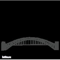 1086. Мост