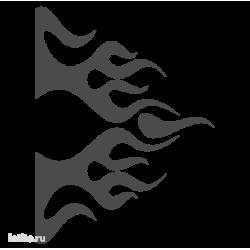 1344. Языки пламени