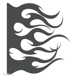1353. Языки пламени