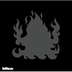 1466. Языки пламени