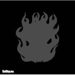 1570. Языки пламени