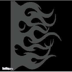 1585. Языки пламени