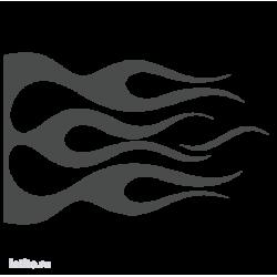 1811. Языки пламени