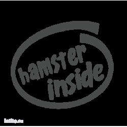 1862. Hamster Inside