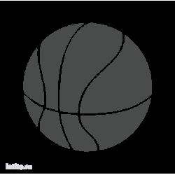 1871. Басктбольный мяч