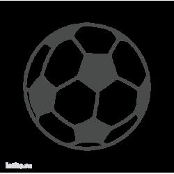 1872. Футбольный мяч