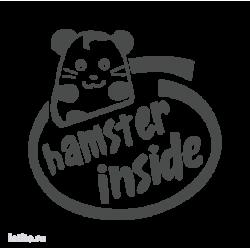 1878. Hamster Inside