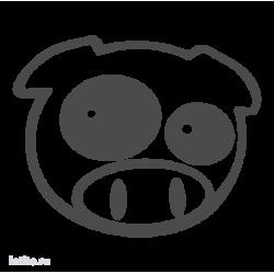 1889. Evil Rally Pig