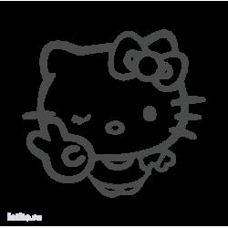 1905. Hello Kitty