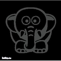 1907. JDM Elephant