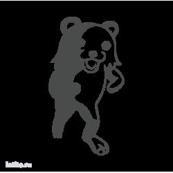 1908. Pedo bear
