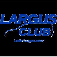 1941. Наклейка  Ларгус клуб