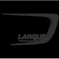 1945.  Боковая левая большая 7 мест ларгус клуб