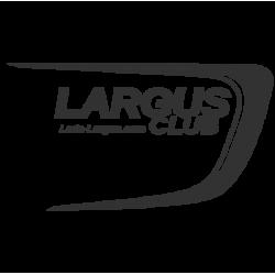 1947.  Боковая большая левая 5 мест ларгус клуб
