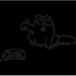 1955. Simon's Cat