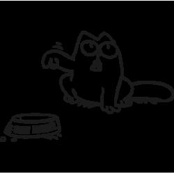 1957. Simon's Cat