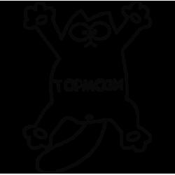 """2012. Simon's Cat """"ТОРМОЗИ"""""""