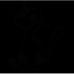 2049. Кот с косточкой