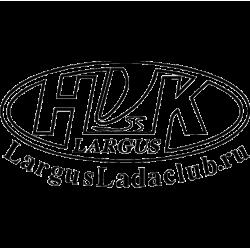 2116. Логотип Неофициального ларгус клуба