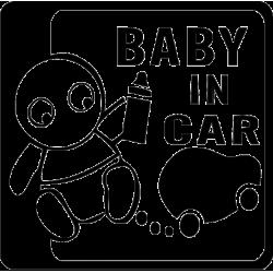 2127. BABY on CAR (Ребенок в автомобиле)