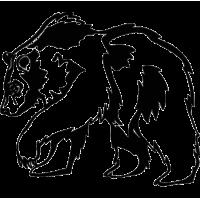 2193. Медведь