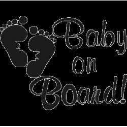 2230. BABY on BOARD (Ребенок на борту)