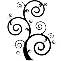 2254. Орнамент дерева