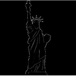 2255. Статуя свободы