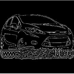 2256. Логотип FIESTA CLUB