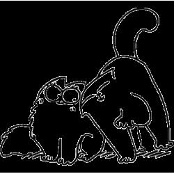 2264. Simon's Cat  Любовь