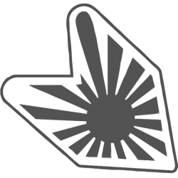 2274. Орнамент Японского флага