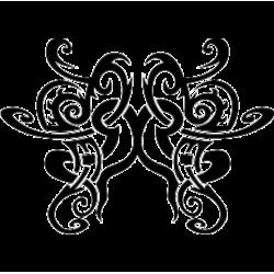 2280. Цветочный  орнамент