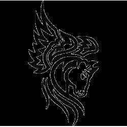 2283. Конь с крыльями