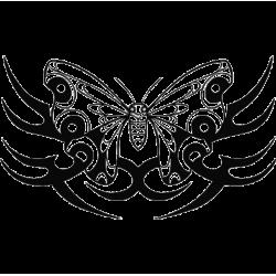2318. Бабочка