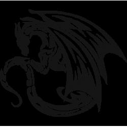 2328. Дракон