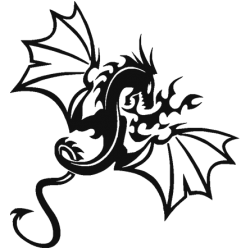2330. Дракон