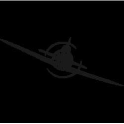 2345. Самолет