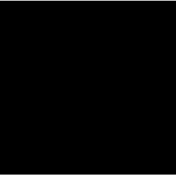 2536. Силуэт сортивного мужчины
